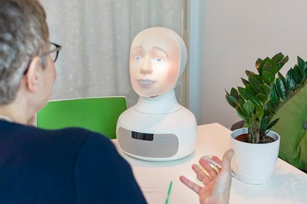 Le robot Tengai Unbias