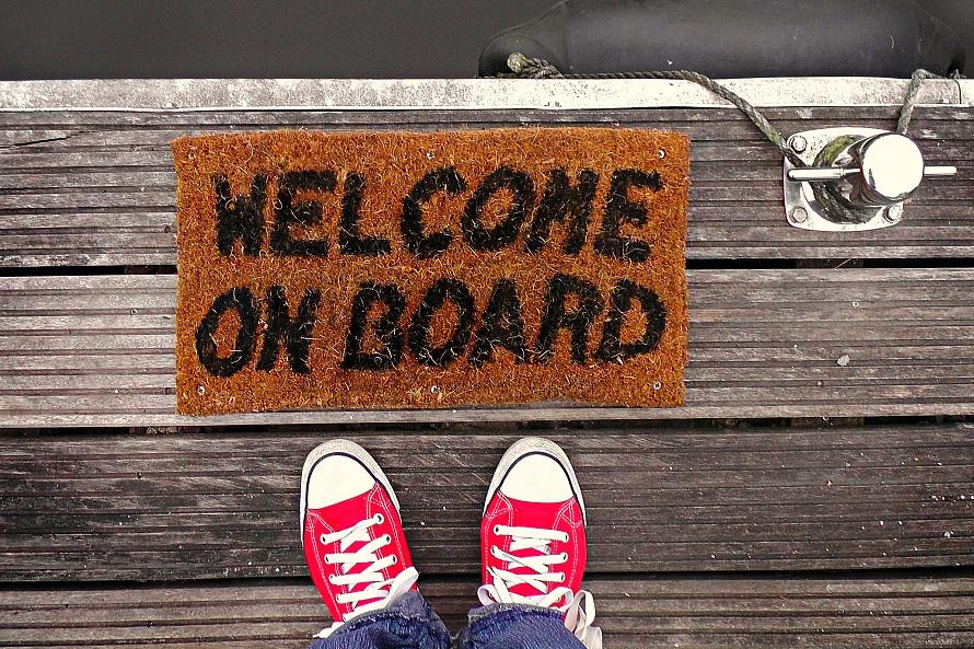 Welcome kit en entreprise : une question d'image et de dosage